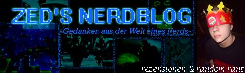Fredzeds Nerdblog